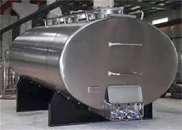 02 Tanque de aço inox refrigerado